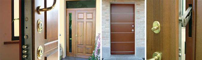 Come scegliere una porta blindata sicura e bella