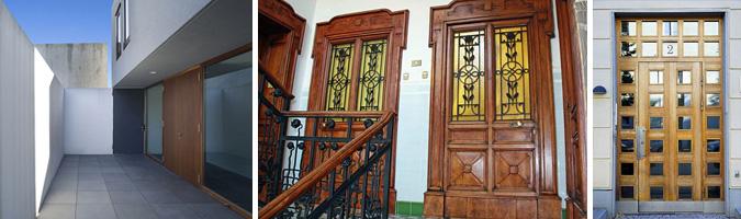 Porte di primo ingresso