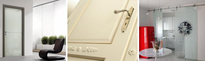 Come scegliere le porte interne in base allo stile, al materiale ed all'estetica