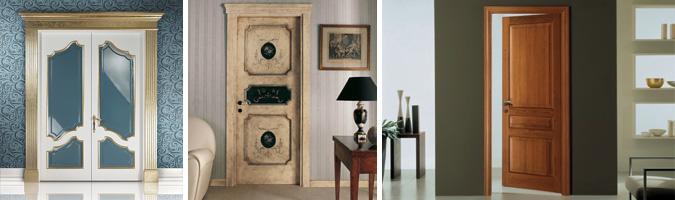 Porte in stile classico