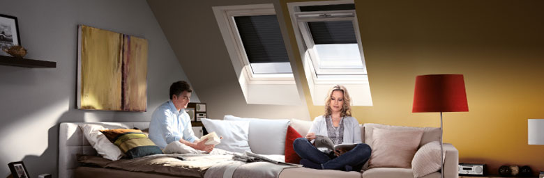 Come scegliere le finestre adatte alla mansarsa o attico for Velux tende ricambi
