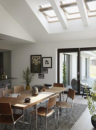 Finestre per tetti, ottimi per far filtrare la luce