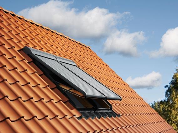 Finestre per tetti e mansarde con oscuranti