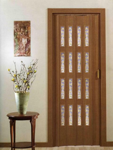 Come scegliere la porta a soffietto ideale - Porte da interno brico ...