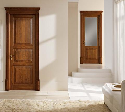 Come scegliere le porte interne - Porta a battente significato ...