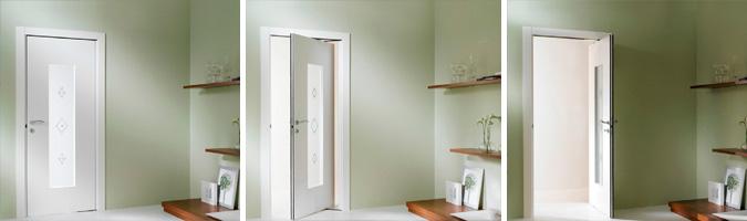Come cegliere le porte da interno - Porte salvaspazio ...