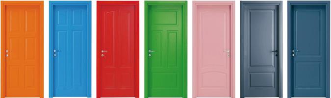 Porte colorate per interni termosifoni in ghisa scheda - Porte a soffietto colorate ...