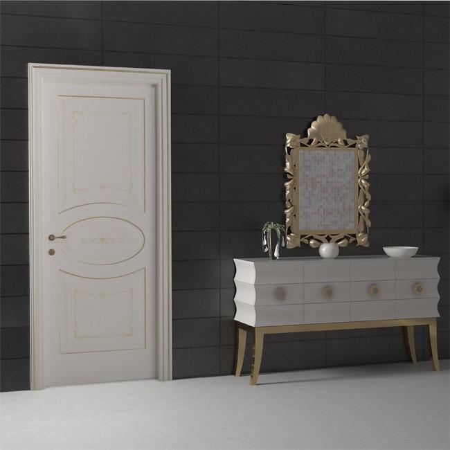 Come scegliere le porte preziose - Maniglie per porte interne classiche ...