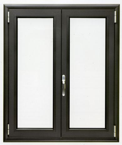 Tutti i pro e i contro degli infissi con telaio in alluminio - Finestre in pvc o alluminio ...